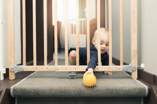 Protéger son enfant de l'escaliers image